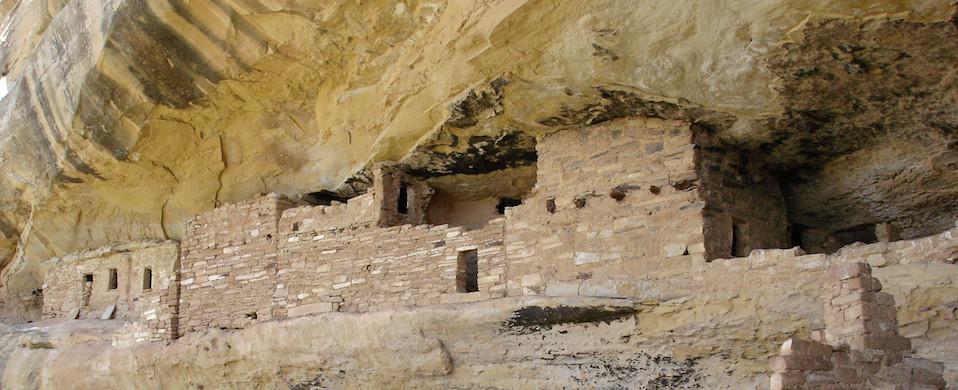 Mesa Verde National Park National Park - Cliff-Dwelling