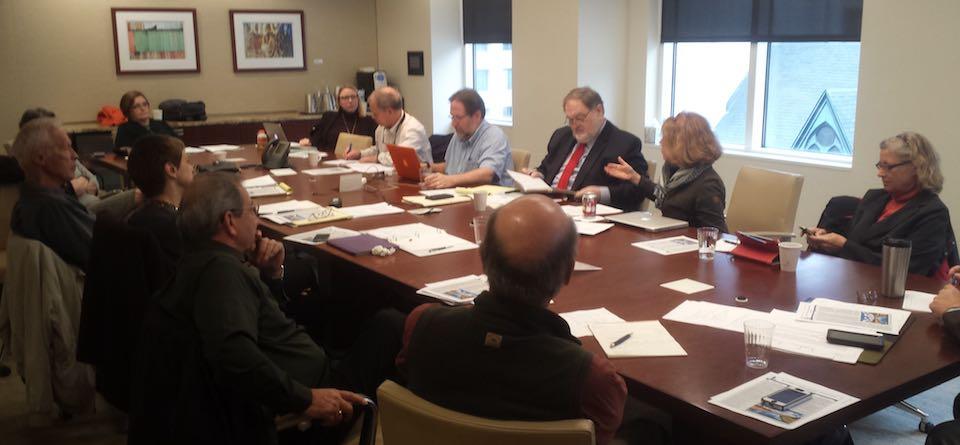 2015 Executive Council Meeting