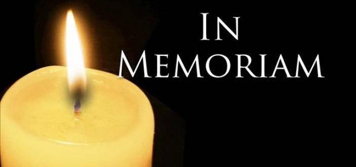 In Memoriam Candle