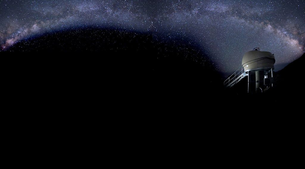 Great Basin Night Sky